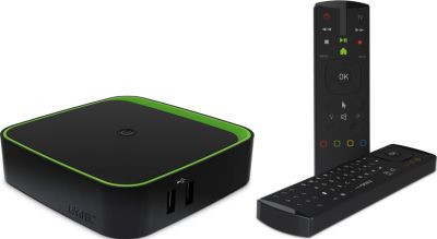 Décodeur TNT Emtec TNT HD Movie cube connecté wifi