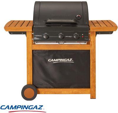 Barbecue Gaz campingaz adelaide 3 woody l -2017-
