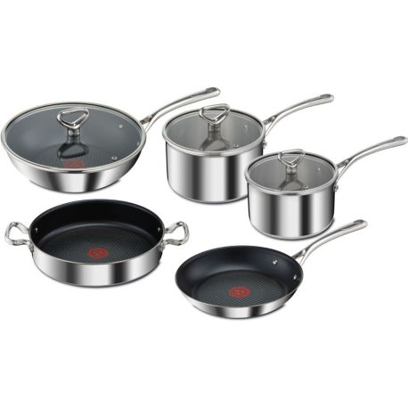 Pack cuisson : induction + set TEFAL