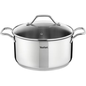 Faitout TEFAL Intuition inox 24 cm induction A7024615