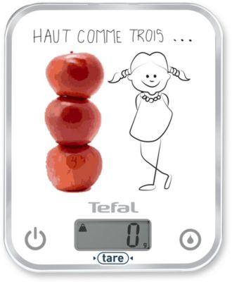 Balance de cuisine Tefal OPTISS DECOR Haut comme trois pommes