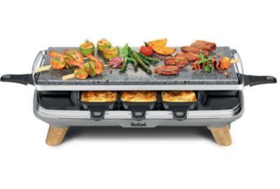 Racl. Multi TEFAL Gourmet 8 personnes PR620D12