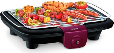 Barbecue lectrique tefal easy grill posable bg903812 - Grill electrique tefal optigrill gc702d01 ...