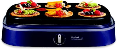 tefal crep 39 party dual 2 plaques py604612 cr pi re boulanger. Black Bedroom Furniture Sets. Home Design Ideas