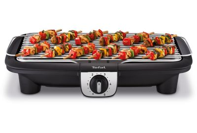 Barbecue électrique TEFAL Easygrill XXL Pieds BG921812 SMS