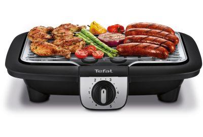 Barbecue TEFAL Easygrill 2en1 bbq plancha BG930812