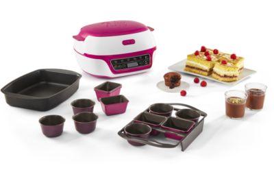 App biscuit TEFAL Cake Factory Délices K