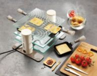 Raclette LAGRANGE 4 TRANSPARENCE 009404