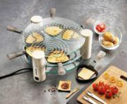 Raclette LAGRANGE RACLETTE 6 TRANSPARENC