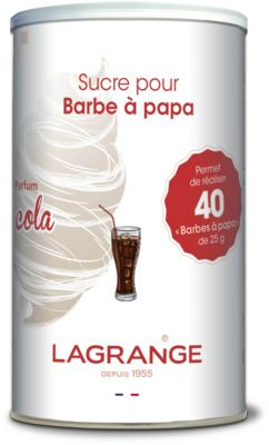 Lagrange barbe papa coca cola cuisson festive boulanger for Barbe a papa maison