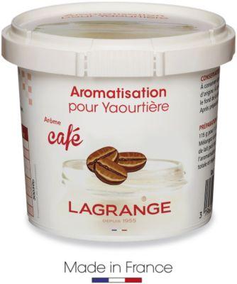 Arôme Lagrange café pour yaourt