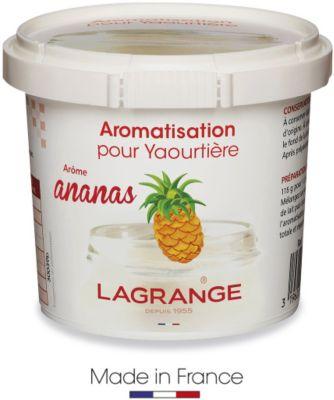 Arôme Lagrange Ananas pour yaourt