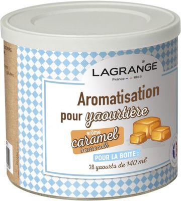 Arôme Lagrange caramel/beurre salé pour yaourts