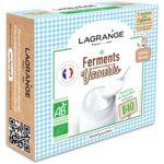 Ferments LAGRANGE BIO nature pour yaourt