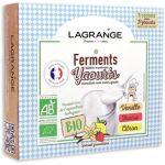 Ferments LAGRANGE BIO arome Vanille-Frai