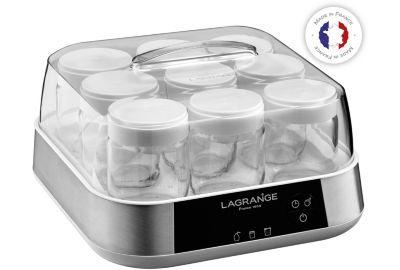 Yaourtière LAGRANGE + 2 pots compartimentés 459603