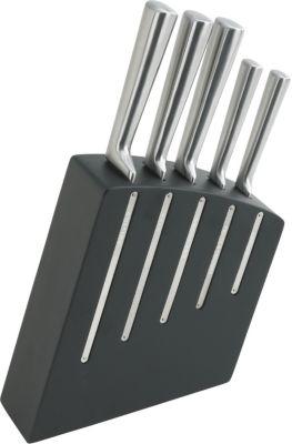 Couteau de cuisine dubost kimono noir 5 couteaux tout for Couteau cuisine tout inox