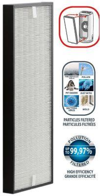 Filtre pour purificateur d'air Rowenta HEPA XD6071F0