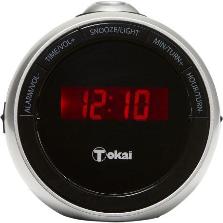 Radio-réveil TOKAI TCP-120K