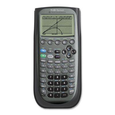 Calculatrice Graphique texas instruments ti-89 titanium