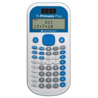 Calculatrice Scientifique texas instruments ti primaire+
