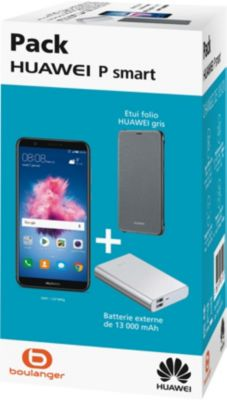 Smartphone Huawei Pack P smart