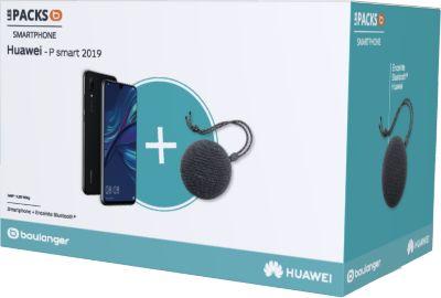 Smartphone Huawei Pack P Smart 2019 + Enceinte CM51