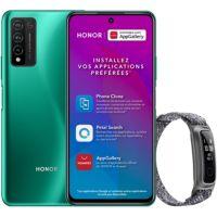 Smartphone HONOR Pack 10X Lite Vert+Band 5 Sport