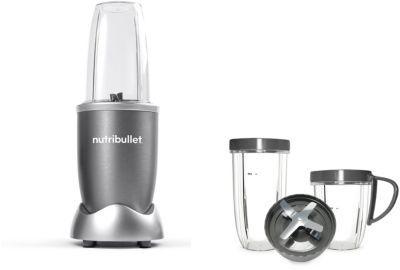 Blender NUTRIBULLET 600W Gris + Kit acce