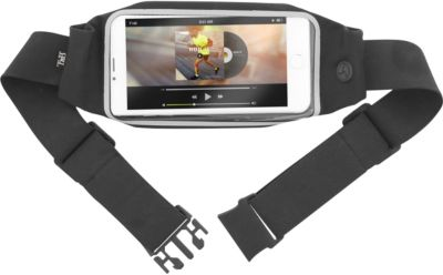 Ceinture Tnb ceinture smartphones / mp3 noire