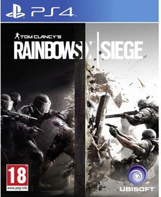 Jeu Ps4 ubisoft rainbow six siege