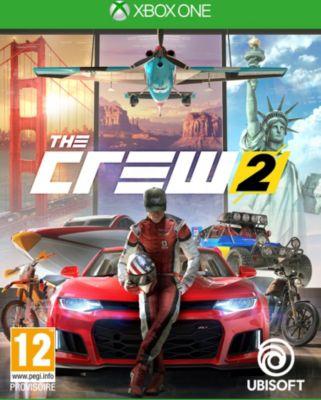 Jeu Xbox one ubisoft the crew 2