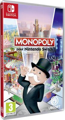 Jeu Switch Ubisoft Monopoly