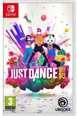 Jeu Switch Ubisoft Just Dance 2019