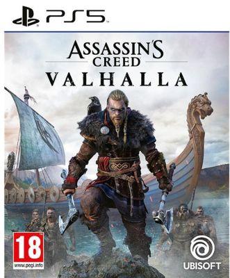 Jeu PS5 Ubisoft ASSASSIN'S CREED VALHALLA