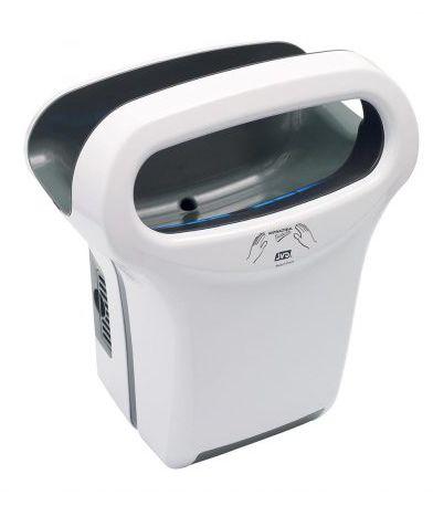 Sèche-mains Pro JVD EXP'AIR Gris métallisé