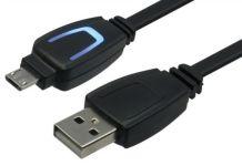 ACC. KONIX Cable de Charge LED pour mane