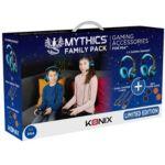 ACC. KONIX Family Pack pour PS4