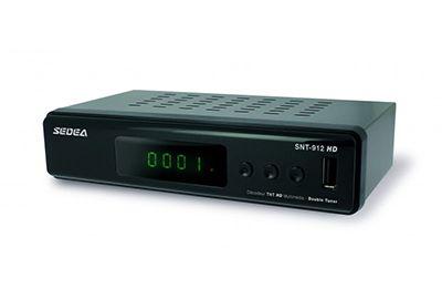Récepteur SEDEA SNT912HD double tuner