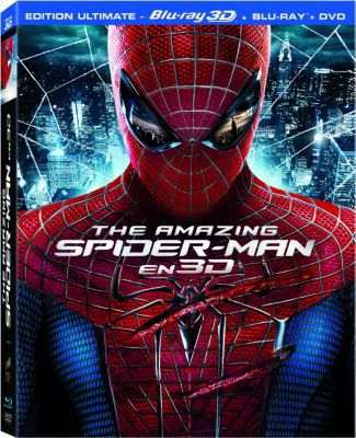 Solution Sony BR 3D AMAZING SPIDERMAN