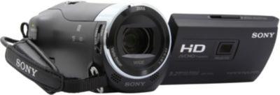 Caméscope Sony pack hdr-Pj410 + microsd 16go