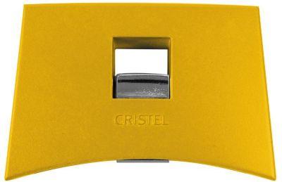 Anse Cristel Mutine amovible jaune