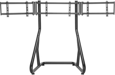 Support Oplite triple MONITOR STAND EX