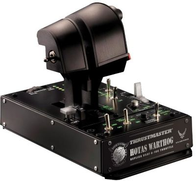 Instrument de vol thrustmaster hotas warthog dual throttle