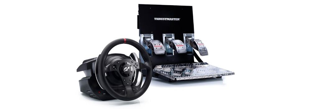 Thrustmaster T500 RS volant gamer playstation 3 PC Playstation 4