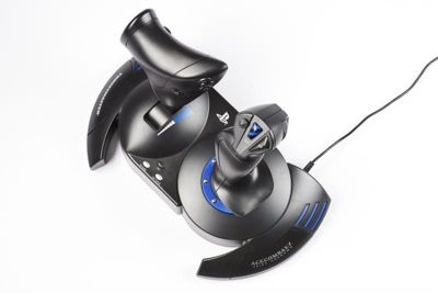 Manette Thrustmaster t-Flight hotas 4 ace combat 7 edition