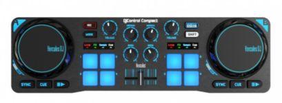 Table Mixage HERCULES DJ CONTROL COMPAC