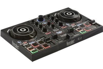 Table Mixage HERCULES DJCONTROL INPULSE 200