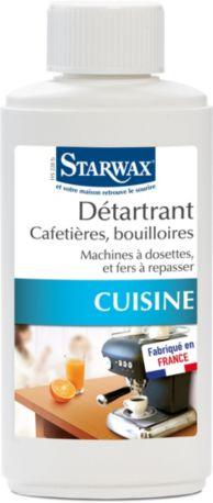 Nettoyant STARWAX détartrant universel fer bouil 250 ml