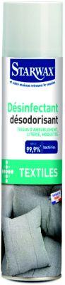 Désinfectant Starwax textile